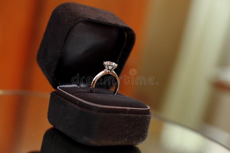 Diamond Ring imagen de archivo libre de regalías