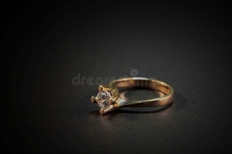 Diamond Ring fotografía de archivo libre de regalías
