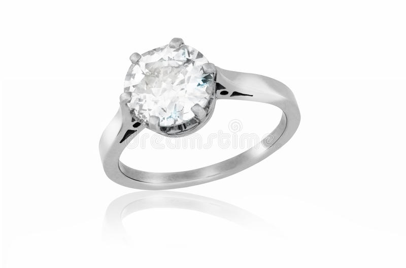 Diamond Ring stockbild