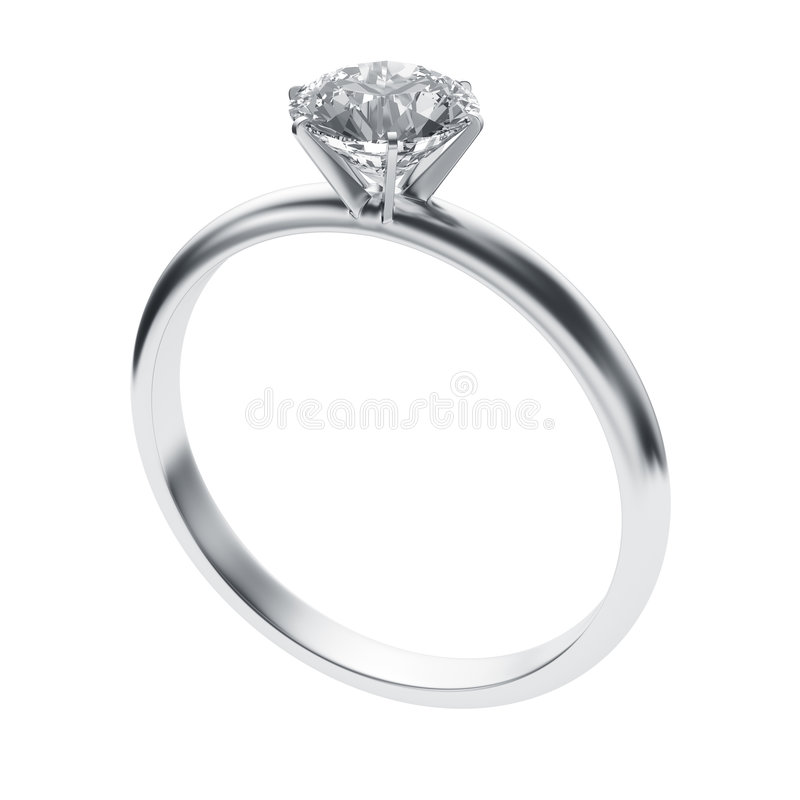 Download Diamond Ring Royalty Free Stock Photo - Image: 6335365