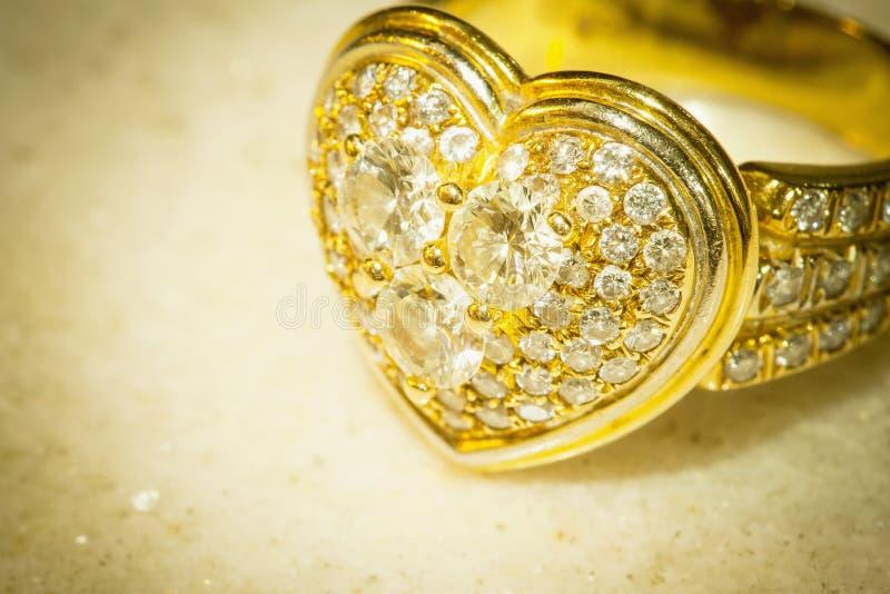 Diamond Ring stockbilder