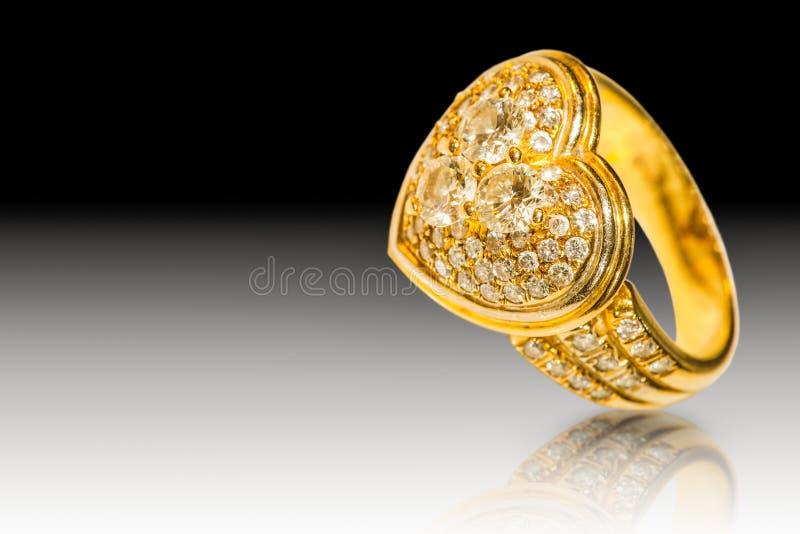 Diamond Ring lizenzfreie stockfotografie