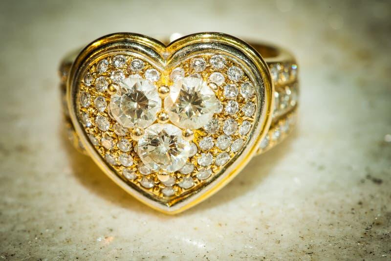 Diamond Ring stockfotografie