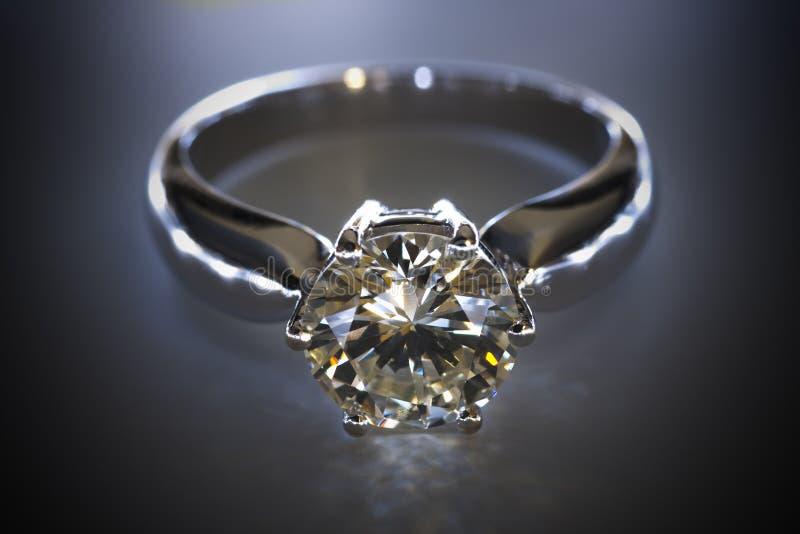 Download Diamond ring stock image. Image of fiancee, love, luxury - 8568215
