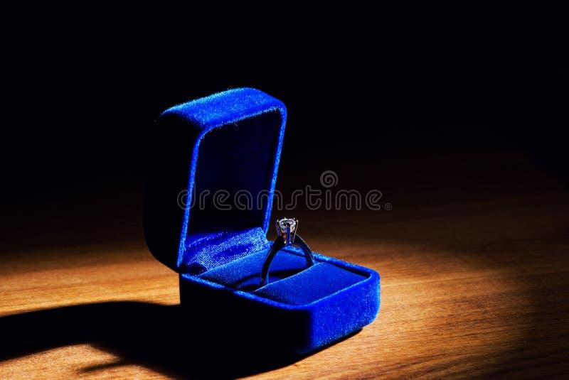 Diamond Ring imagem de stock royalty free