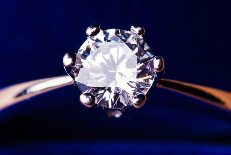 Diamond Ring imagens de stock