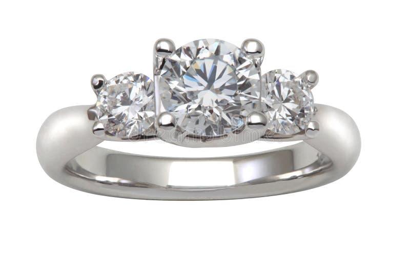 Diamond Ring stockfoto