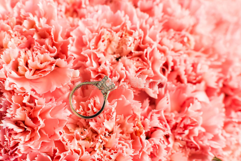 Download Diamond Ring stock photo. Image of engagement, celebrate - 34630394