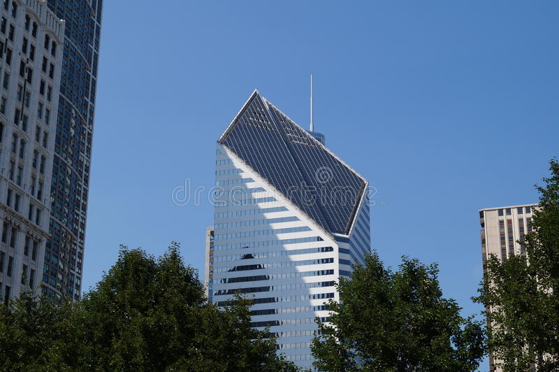 Diamond Rooftop stock fotografie