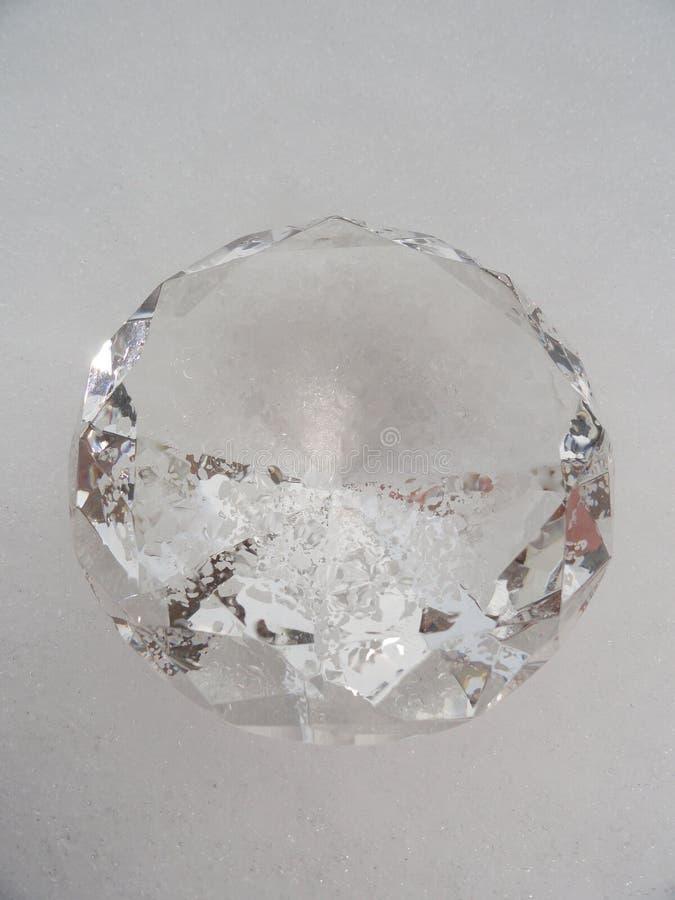 Diamond In The Snow stock fotografie