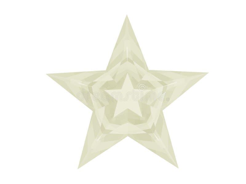 Download Diamond Star Royalty Free Stock Photo - Image: 450095