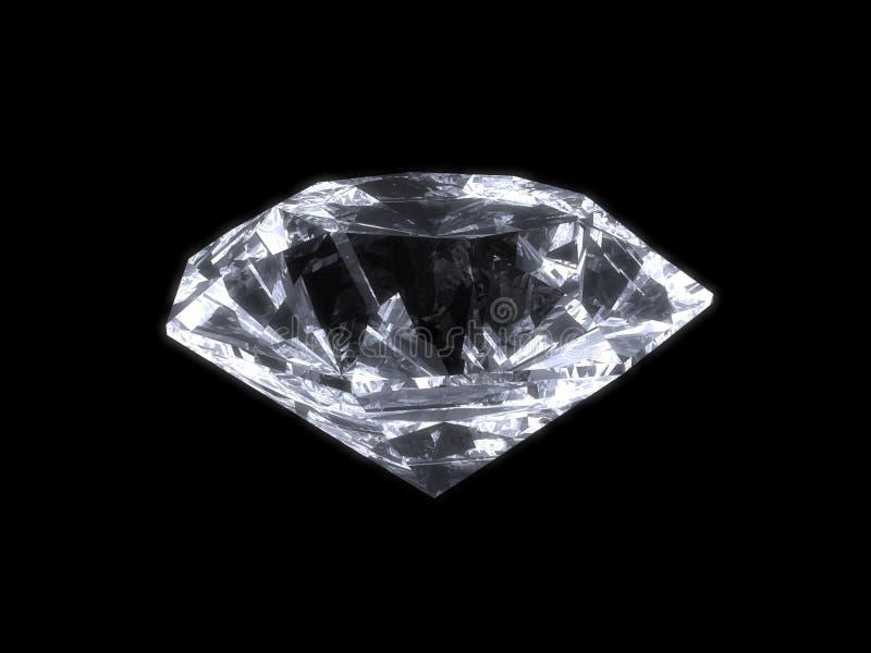 Diamond Stone Royalty Free Stock Photography