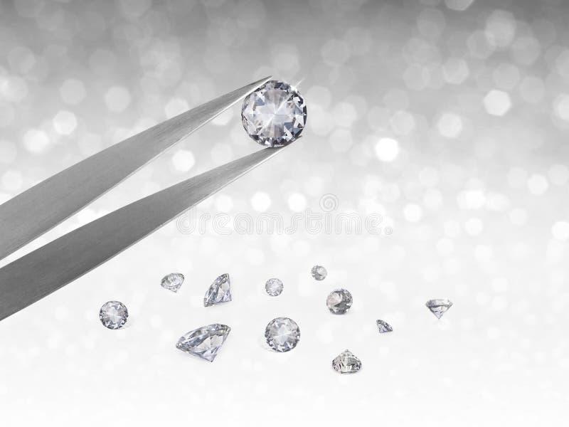 JEWELLERS /& GEMOLOGISTS GEMSTONE /& DIAMOND TWEEZERS