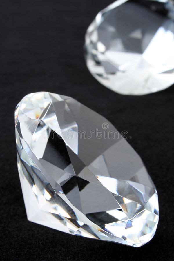Download Diamonds stock image. Image of black, commodity, fire - 7208465