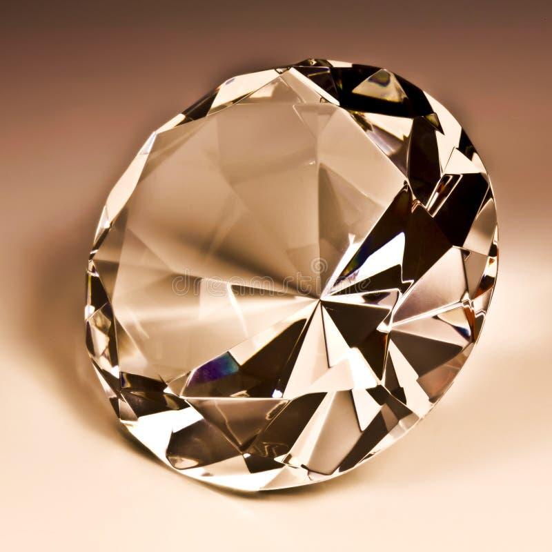 Diamonds close-up metaphor 01 stock photo