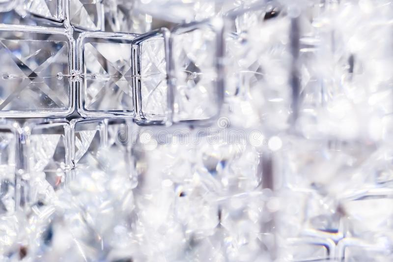 Diamonds and crystals, luxury textured background. Gemstone, jewellery design and luxurious shopping concept - Diamonds and crystals, luxury textured background royalty free stock images