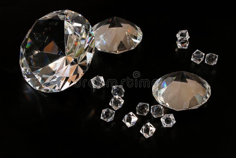 Diamonds Luxury Royalty Free Stock Photos