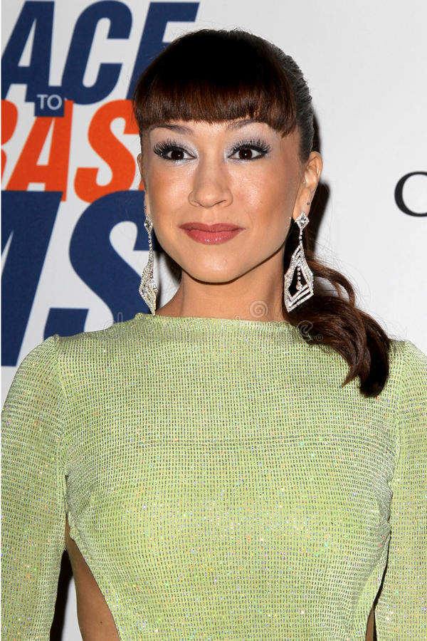 Download Diana DeGarmo Arrives At The 19th Annual Race To Erase MS Gala Editorial Photography - Image of diana, city: 25274842