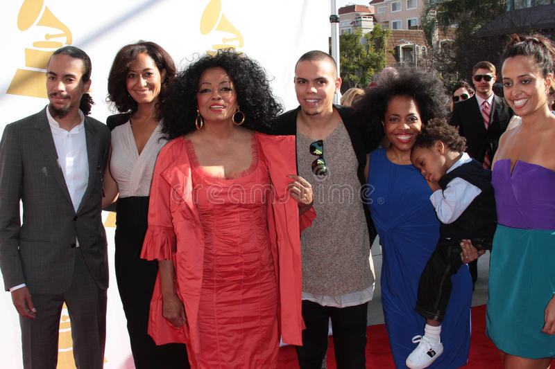 Download Diana Ross editorial stock image. Image of wilshire, ceremony - 23475159