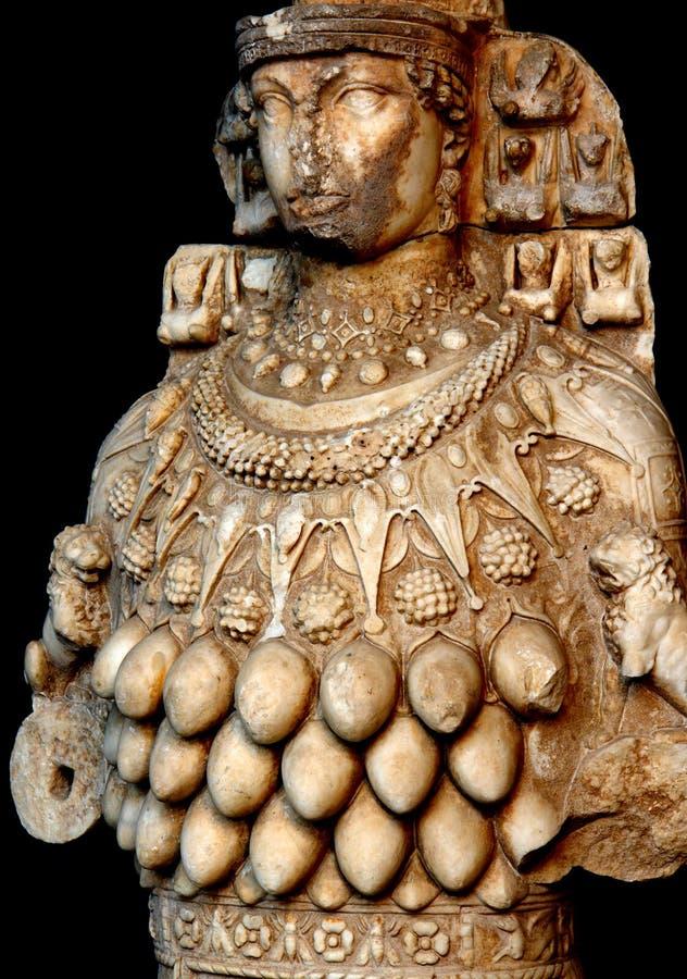 Diana van Ephesus royalty-vrije stock afbeeldingen