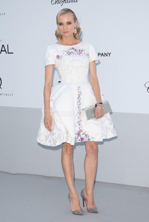 Diane Kruger stock photography