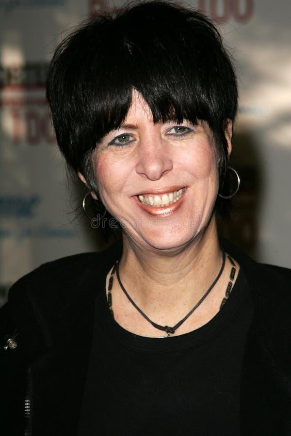Diane Warren royaltyfri fotografi