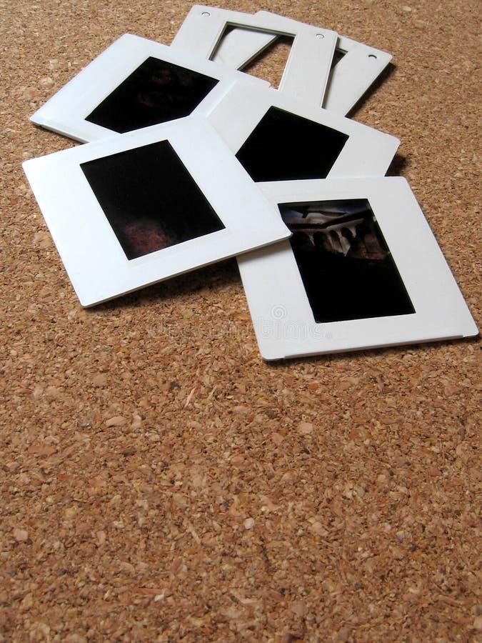 Diapositivas foto de archivo