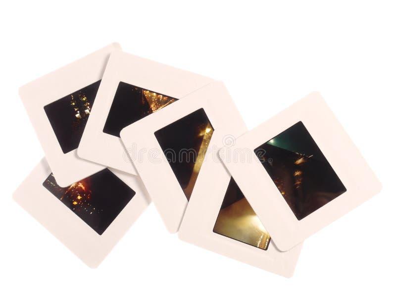Diapositivas foto de archivo libre de regalías