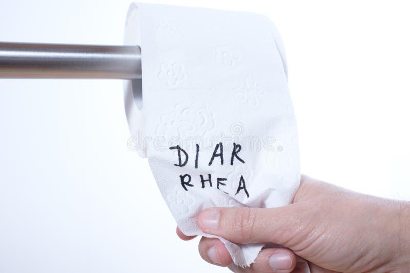diarrea fotografía de archivo
