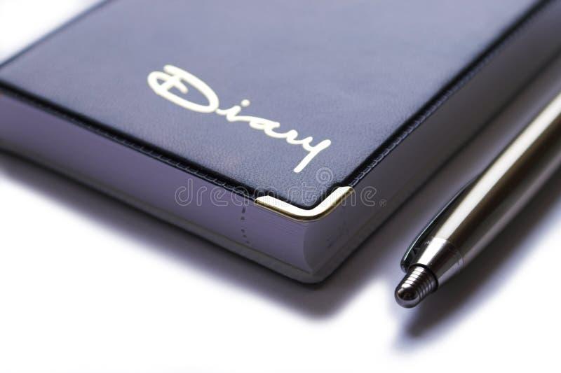 Diary-02 royalty free stock photo