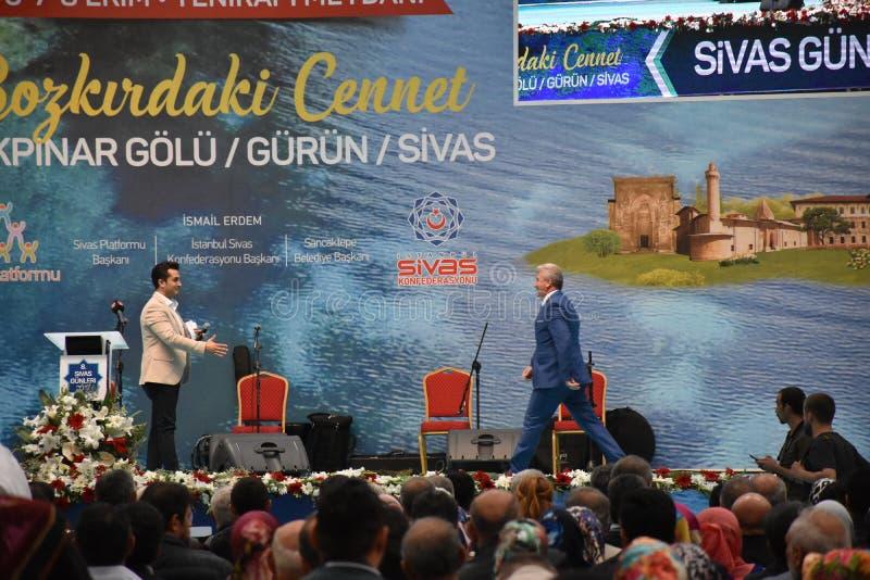 Dias 2017 Ä°stanbul de Sivas, Turquia foto de stock royalty free