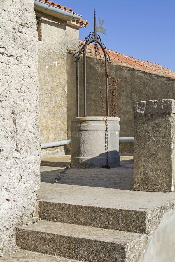 Dibuje el pozo en Istria imágenes de archivo libres de regalías