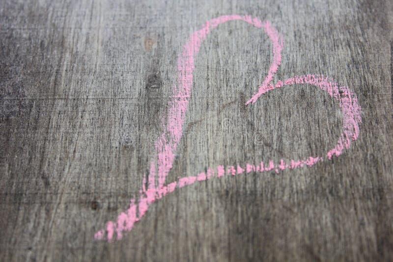 Dibujo del icono del corazón imagen de archivo