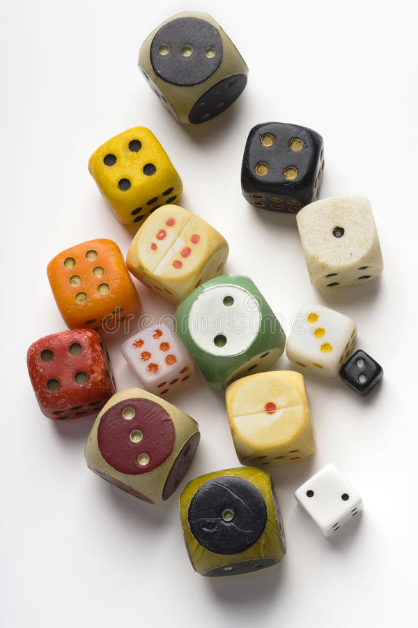 Download Dice Royalty Free Stock Photography - Image: 12416597