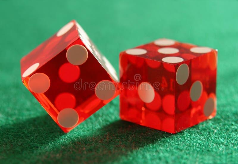 Dice. Pair of dice