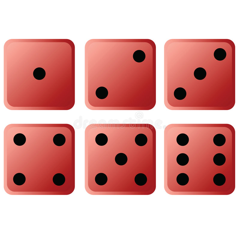 Free Dice Royalty Free Stock Photography - 5831327