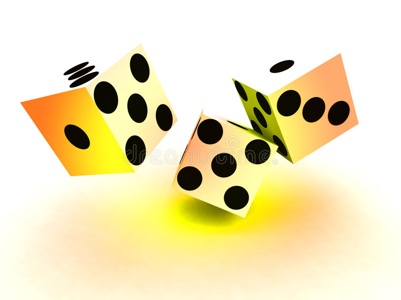Download Dice 99 stock illustration. Image of play, numerical, betting - 1985277