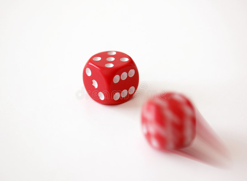 Download Dice action stock image. Image of dice, motion, pair, luck - 149655