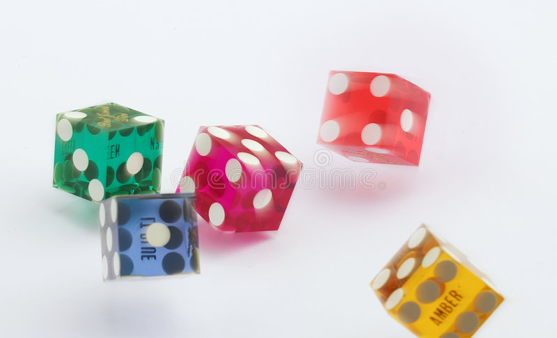 Download Dices stock photo. Image of vegas, casino, green, pfluegl - 472656