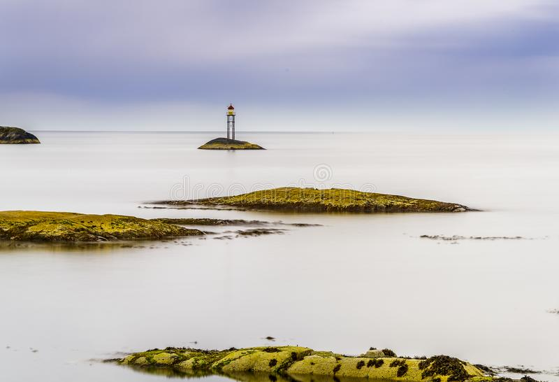 Dicha escandinava del océano imagenes de archivo
