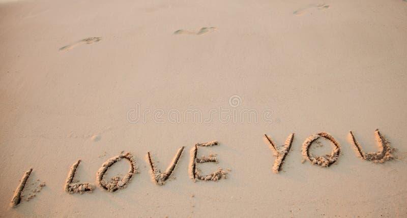 Dichiarazione di amore: fotografia stock