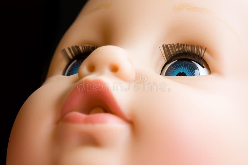 Dichte omhooggaand van Doll royalty-vrije stock afbeelding