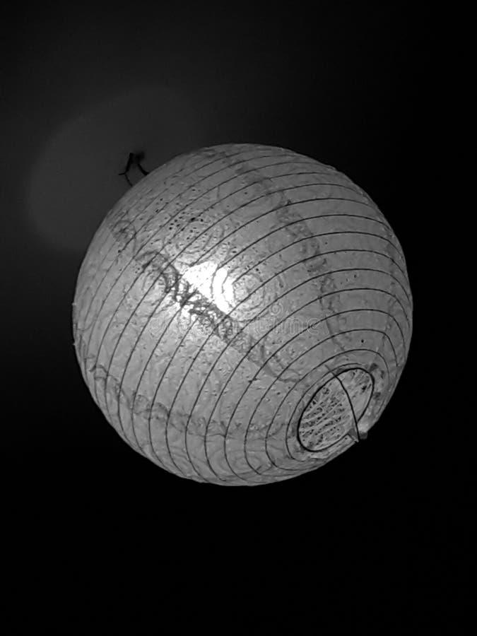Dichtere Lightball royalty-vrije stock afbeeldingen