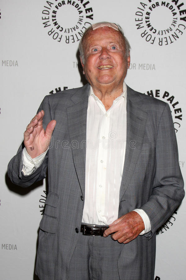 Van Patten. Arriving at the world premiere screening of 'Farrah's Story' at the Paley Center for Media in Beverly Hills, CA on May 13, 2009 2009 Kathy Hutchins royalty free stock photos