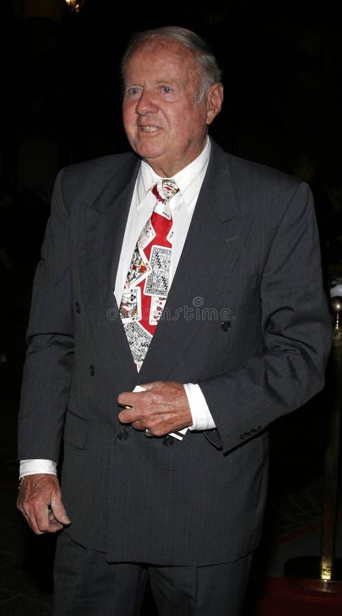 Dick Van Patten imagem de stock royalty free