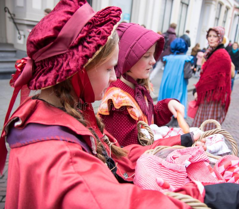 Dickens Festival Characters Christmas Carol Editorial Stock Photo - Image of festival, charles ...