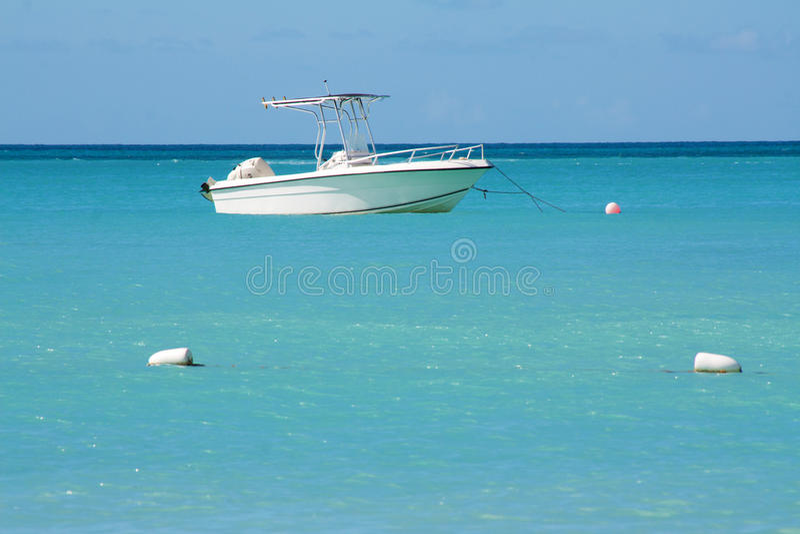 Dickenson Zatoka, Antigua obraz stock