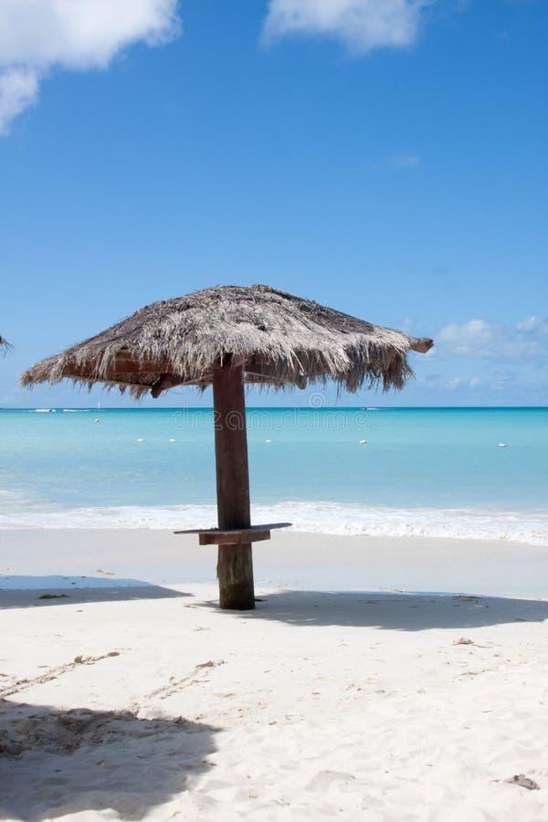 Dickenson zatoka, Antigua fotografia stock