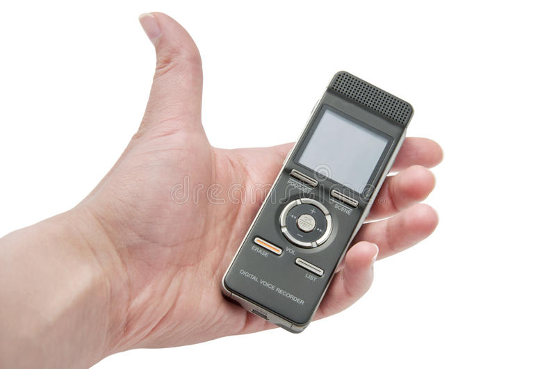 Dictaphone photos stock
