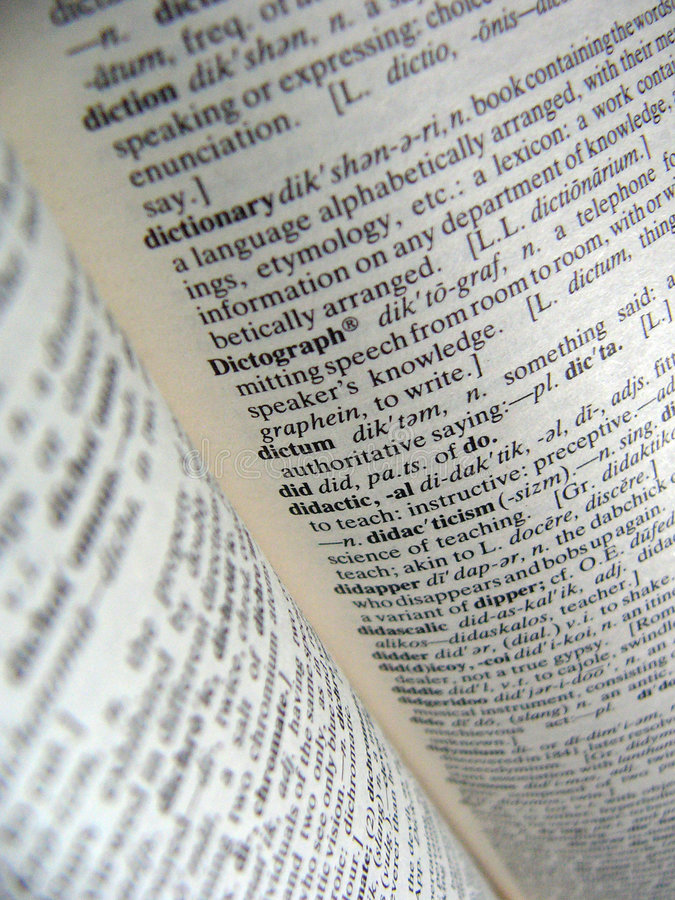 Free Dictionary Stock Images - 138744